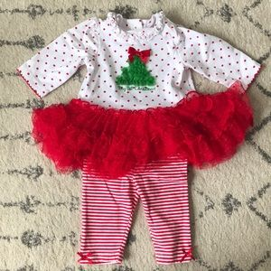 🍎 3 for $12 - My First Christmas Outfit